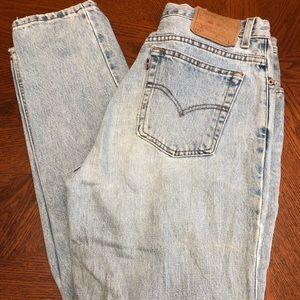Vintage women's Levi jeans 512 Long size 12